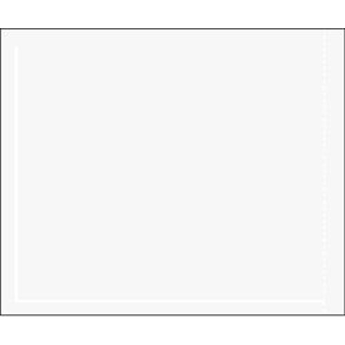 "4 1/2 x 5 1/2"" Clear Face Document Envelope (1000/Case)"