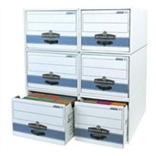 """Bankers Box® Super Stor / Drawers - 24 x 12 x 10""""  Letter Size - #FEL00721"""