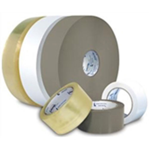 """2"""" x 110 yds. 1.7 Mil Strong and Sticky™ Clear Hot Melt Carton Sealing Tape (36/Case)"""