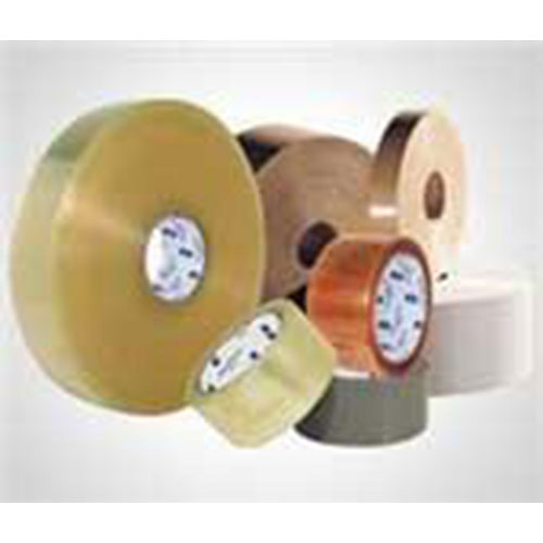 "3"" x 60 yds. 2.5 Mil Premium Heavy Grade Clear Acrylic Carton Sealing Tape (24/Case)"