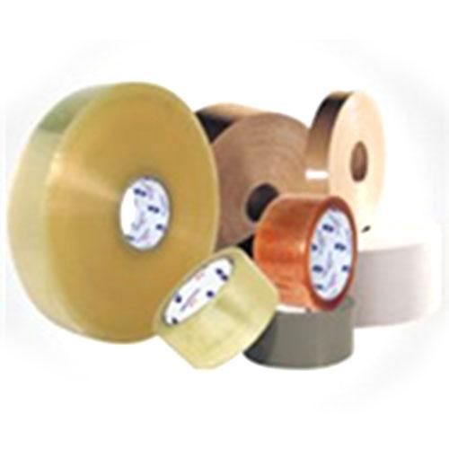 "2"" x 60 yds. 2.5 Mil Premium Heavy Grade Clear Acrylic Carton Sealing Tape (36/Case)"