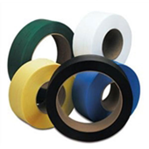 "3/8"" X 12,900' .024 300# 8 x 8 White Machine Grade Poly Strapping"