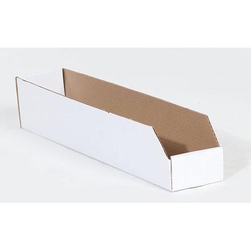 """6 x 12 x 4 1/2"""" Open Top Bin Box"""