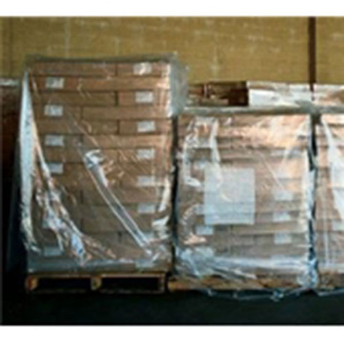 "51 x 49 x 73""  3 Mil Clear Pallet Covers/Bin Liners (50/roll)"