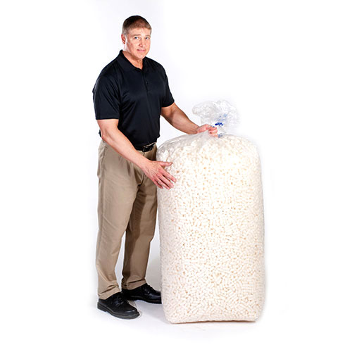 14 Cubic Ft. Bag RENATURE® Biodegradable Loose Fill