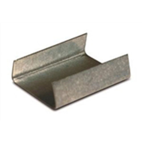 """1/2""""   Open/Snap On Regular Duty Steel Strapping Seal #8SG0500S-5   (5000/case)"""