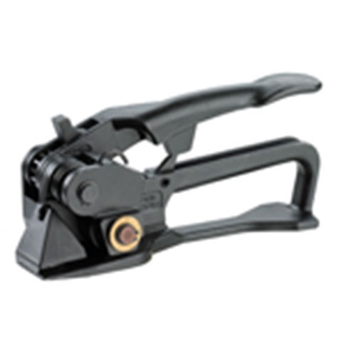 """3/8 - 3/4"""" Compact Steel Strapping Tensioner for Round Load Applications - MIP1610"""