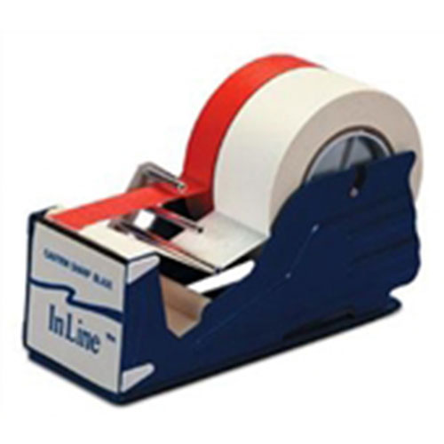 "3"" In-Line Multi-Roll Table-Top Tape Dispenser"
