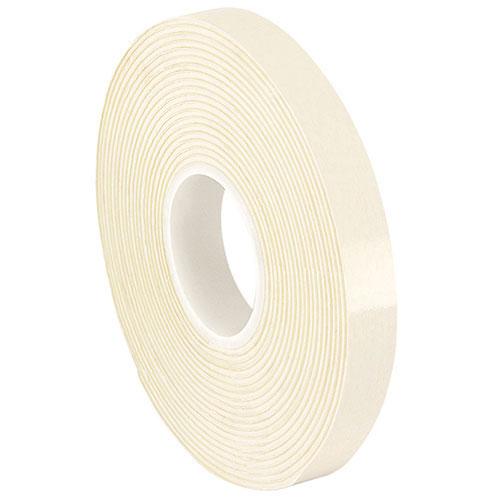 """1/2"""" x 5 yds. 1/32"""" 3M #4462 Double Sided Foam Tape"""